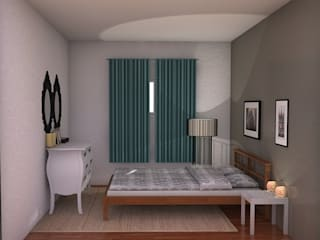 Bedroom by Tu Casa Home Staging