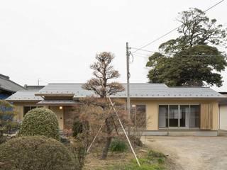 四世代が暮らす家 君津市 の 長房建築設計事務所