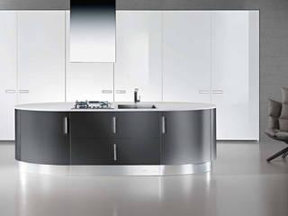 Designer1995  MODELLO ELLISSE - Oikos cucineDesigner1995 MODELLO ELLISSE - Oikos cucine: Cucina in stile  di Designer1995  Live Work Design