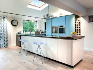 Glastonbury Grove Haus12 Interiors Modern kitchen