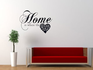 Home Wall Stickers Modern walls & floors by Unique Vinyl And Print Modern