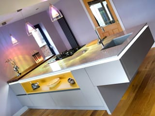 Arden Close Haus12 Interiors Modern kitchen