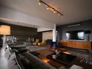 Modern living room by Tellini Vontobel Arquitetura Modern