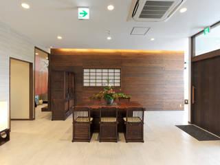 桜美 アジア風商業空間 の 株式会社ウエムラデザイン 和風