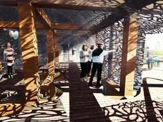 Treehouse Competition 2015 - Integrantes: Carlos Ugarte - Nadim Becerra - Mario Castillo - José Burgos de NB Render Arquitectura