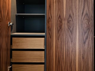 Held Schreinerei Dressing roomWardrobes & drawers Kayu