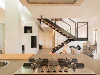 Mario Ferrara:  tarz Mutfak, Modern