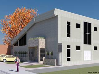 VU – 2 – VIVIENDA RESIDENCIAL UNIFAMILIAR de RR Arquitecto Moderno
