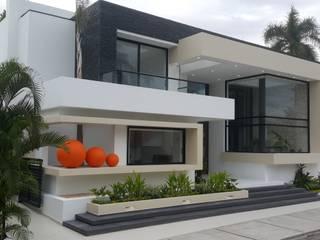 Casas de estilo  de homify, Moderno Hormigón