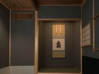 茶室 待庵写し オリジナルデザインの 書斎 の 西大路建築設計室 オリジナル