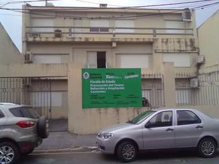 Obra de reforma y ampliación de la Fiscalía de Estado de Corrientes de Albornoz-Tolcachier Moderno