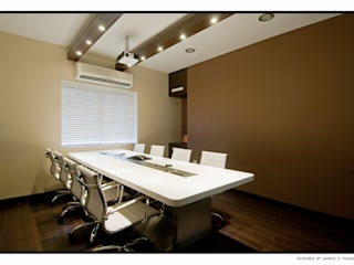 Commercial / Office:  Office buildings by Dynamic Designss