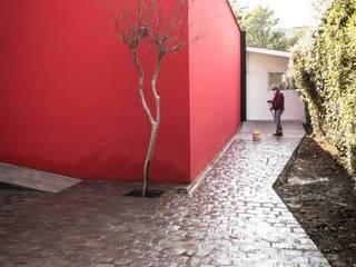 Casa Las Arañas: Casas de estilo  por Norte Arquitectura y Construccion