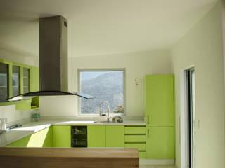 Casa D Cocinas modernas: Ideas, imágenes y decoración de Norte Arquitectura y Construccion Moderno