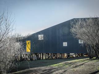 Casa D: Casas de estilo  por Norte Arquitectura y Construccion