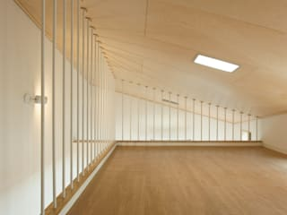 Salas / recibidores de estilo  por 위빌 , Moderno
