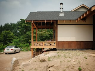 Casas de estilo  por 위빌 , Moderno