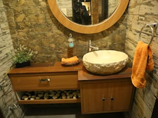 Premium Residence Modern bathroom by Aayam Consultants Modern