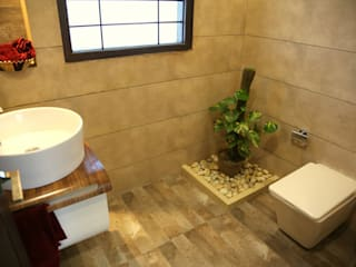 Bathroom by Aayam Consultants, Modern