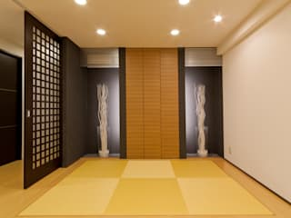 MACHIKO KOJIMA PRODUCE Asian style bedroom
