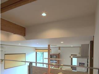 studio m+ by masato fujii Asian style dining room