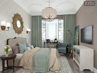 Дизайн спален 2016 Спальня в классическом стиле от Дизайн студия Ольги Кондратовой Классический