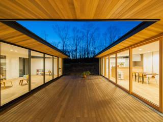 STaD(株式会社鈴木貴博建築設計事務所) Modern garden