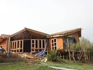 ALIWEN arquitectura & construcción sustentable - Santiago Einfamilienhaus