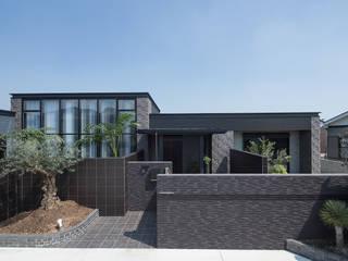 K邸: 一級建築士事務所  馬場建築設計事務所が手掛けた家です。