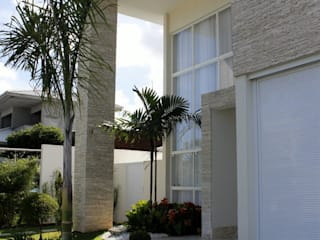 Residência Alphaville L.N. por Alvaro Camiña Arquitetura e Urbanismo Moderno