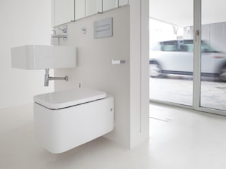 Baño 2: Baños de estilo  de CABRÉ I DÍAZ ARQUITECTES