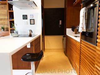Marcelo Bicudo Arquitetura Modern kitchen