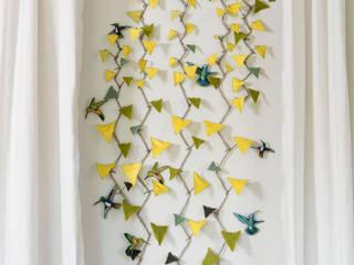 Vitis par Millie Baudequin Créations textiles Scandinave