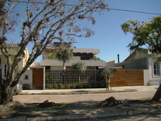 Residencia Unifamiliar AI Casas modernas por Jader e Ivan Arquitetos Moderno