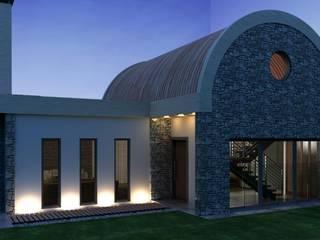 Country style house by Plano Mimarlık ve Teknoloji Country