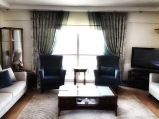 ege perde – FON & FON TÜL & STOR :  tarz Oturma Odası