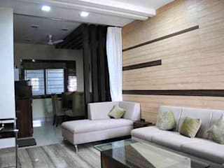 Dr.perwaiz alam: modern Living room by Arturo Interiors