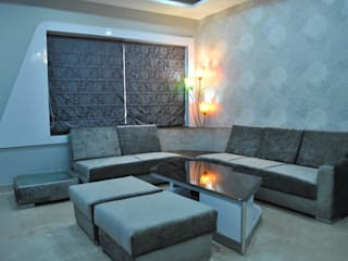Nawab alam: modern Living room by Arturo Interiors