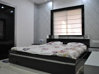 Nawab alam: modern Bedroom by Arturo Interiors