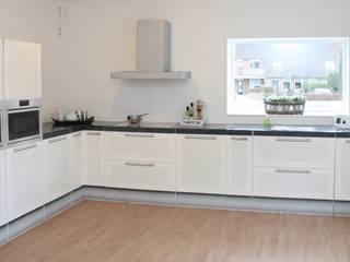 Kartonnen keuken van CUBIQZ Clever Cardboard Creations