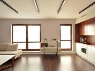 Niuans Salas de estilo moderno
