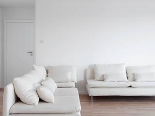 Niuans Salas de estilo minimalista