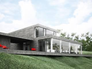 by Modo Arquitectos Associados Сучасний