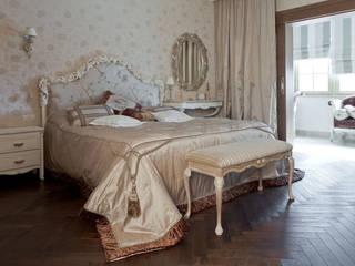 Вечная классика: Спальни в . Автор – Guseva-style