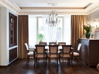 Вечная классика: Столовые комнаты в . Автор – Guseva-style
