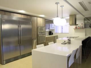 Moderne Küchen von JAVC ARQUITECTOS S.C Modern