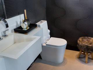 Baños de estilo  por Marcelo Lopes Arquitetura