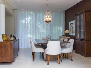 Residência E&M Salas de jantar clássicas por Marcelo Lopes Arquitetura Clássico