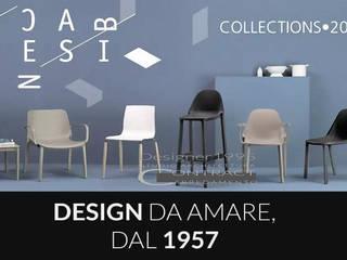 SCAB DESIGN NEWS SALONE DEL MOBILE 2016 di STUDIO ARCHITETTURA-Designer1995 Moderno
