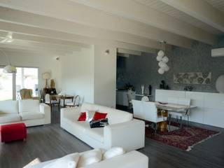 Technowood srl Modern living room